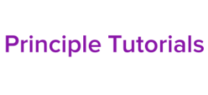 Principle Tutorials